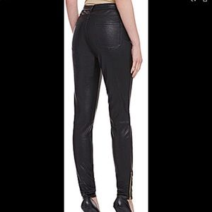 NWT Buffalo faux leather pants